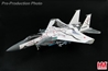 F-15J Eagle Die Cast Model, JASDF 50th Anniversary Scheme, 2004 (1:72) - Preorder item, order now for future delivery , Hobby Master Diecast Airplanes, Item Number HA4514