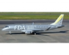 "Fuji Dream Airlines ERJ-170-200STD ""Silver Livery"" JA10FJ (1:200)"