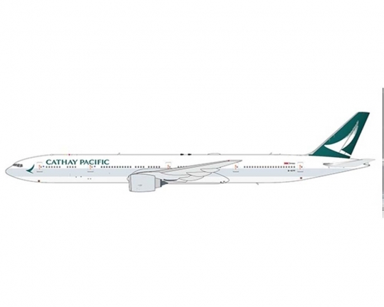 Miscellaneous B777-300ER New Livery B-KPP (1:400)