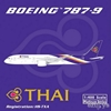 Thai Airways B778-9 HS-TXA (1:400)