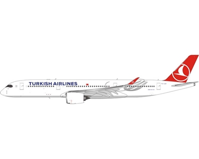 Turkish Airlines A350-900 TC-LGA (1:400)