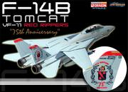 "Dragon Wings Warbirds 50233 - 1/72 F-14B Tomcat, VF-11 ""Red Rippers"""
