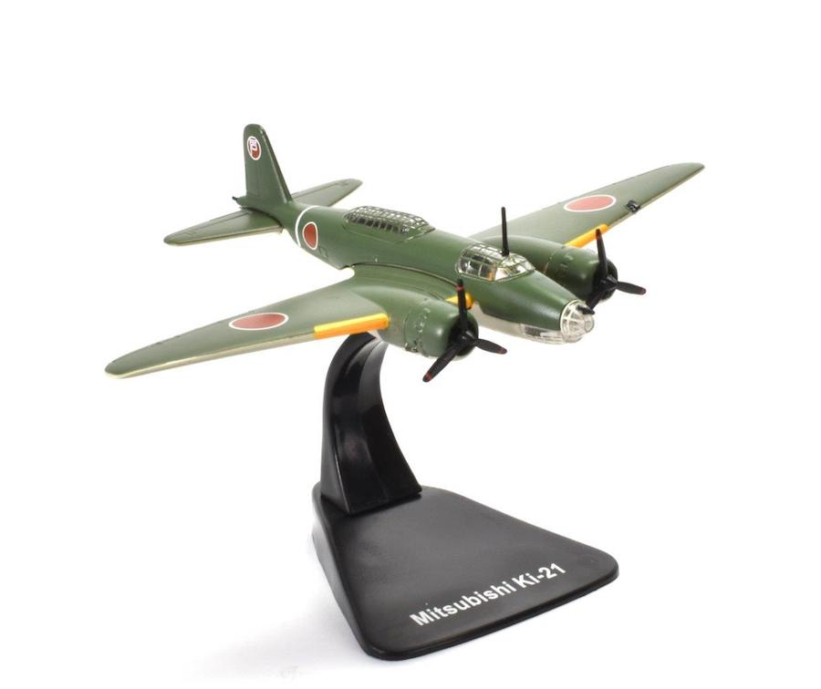 "Mitsubishi Ki-21 ""Sally"", Imperial Japanese Army Air Force (1:144)"