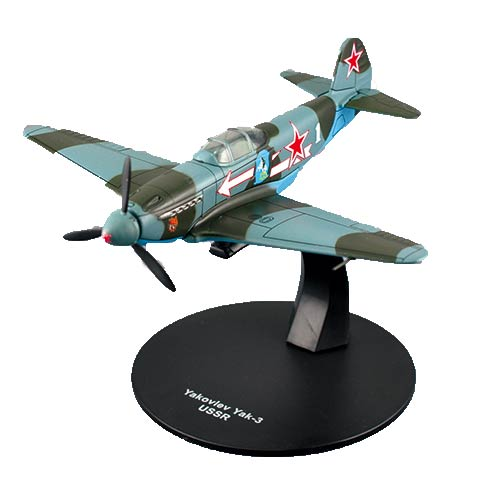Yakovlev Yak-3 Hero of the Soviet Union Gen. Georgiy Zakharov, Commander 303rd IAD, 1944 (1:72)