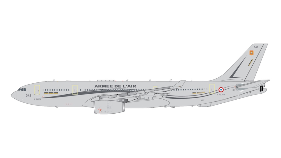 French Air Force / Armee de l'Air A330 MRTT Voyager F-UJCH (1:400)