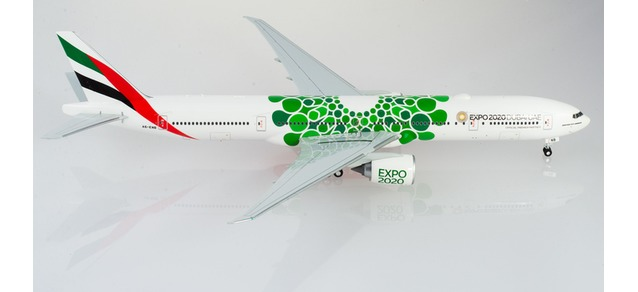 Emirates Boeing 777-300ER Expo 2020 Dubai ?Sustainability (1:200)