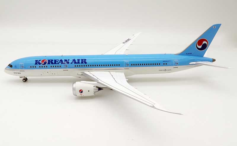 Korean Air Boeing 787-9 Dreamliner HL8085 (1:200)