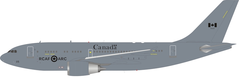 Canada - Air Force Airbus Airbus CC-150 Polaris (A310-304(F)) 15005 (1:200)
