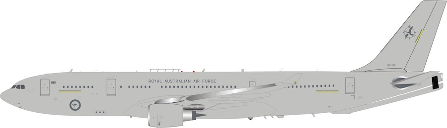 Australia - Air Force Airbus KC-30A (A330-203MRTT) A39-006 With Stand (1:200)