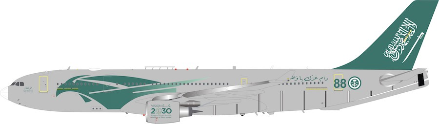 Saudi Arabia - Air Force Airbus A330-203MRTT 2403 (1:200)