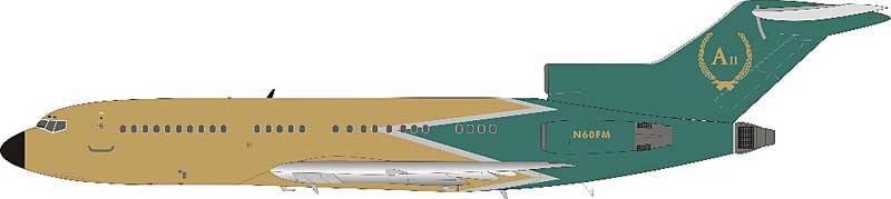 Forbes Capitalist Tool Boeing 727-100 Mid 1990's N60FM With Stand Limited 48 pcs (1:200)