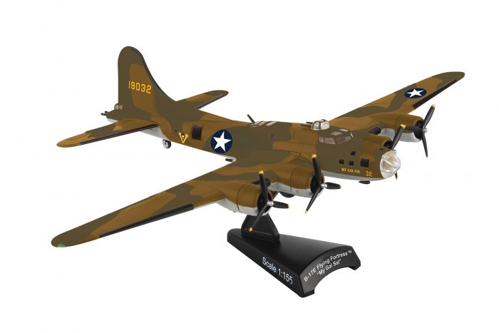 Boeing B-17E Flying Fortress (1/155)