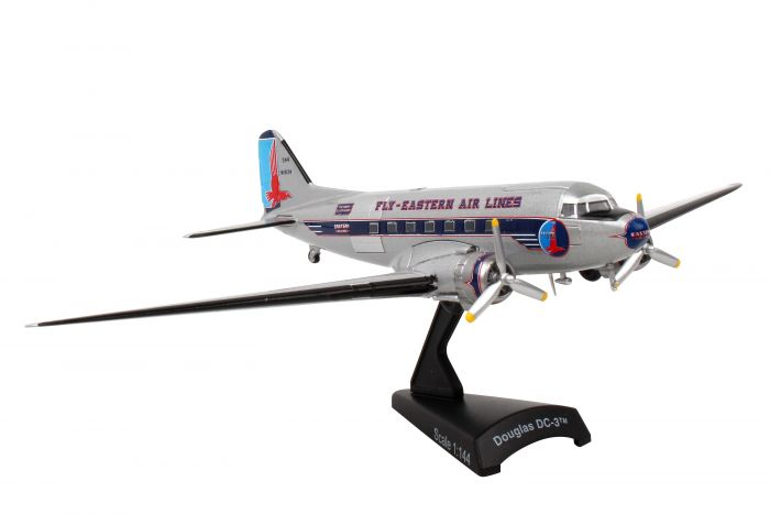 "Eastern Airlines DC-3 ""Fly Eastern Air Lines"" (1:144)"