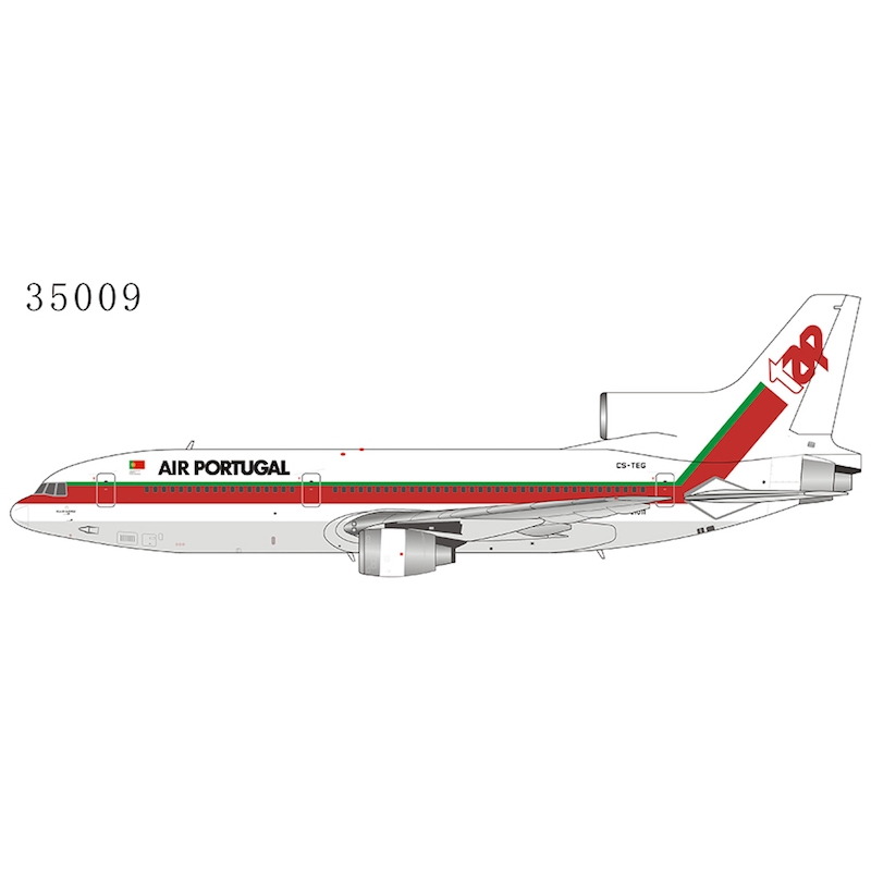 TAP Air Portugal L-1011-500 CS-TEG produced under license from TAP (1:400)