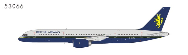 British Airways 757-200 G-BMRJ Caledonian livery (1:400)