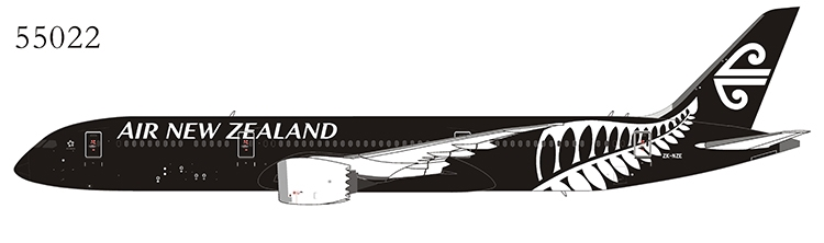 Air New Zealand 787-9 ZK-NZE all black (1:400)