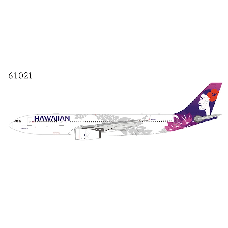 Hawaiian Air A330-200 N360HA (1:400)