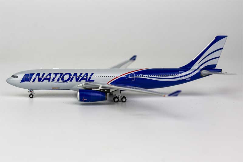 National Airlines A330-200 N819CA (1:400)