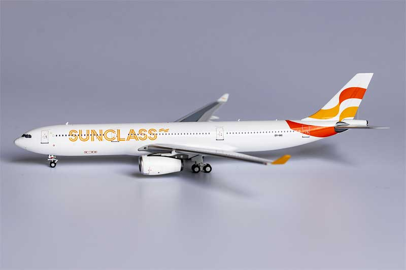 Sunclass Airlines A330-300 OY-VKI (1:400)