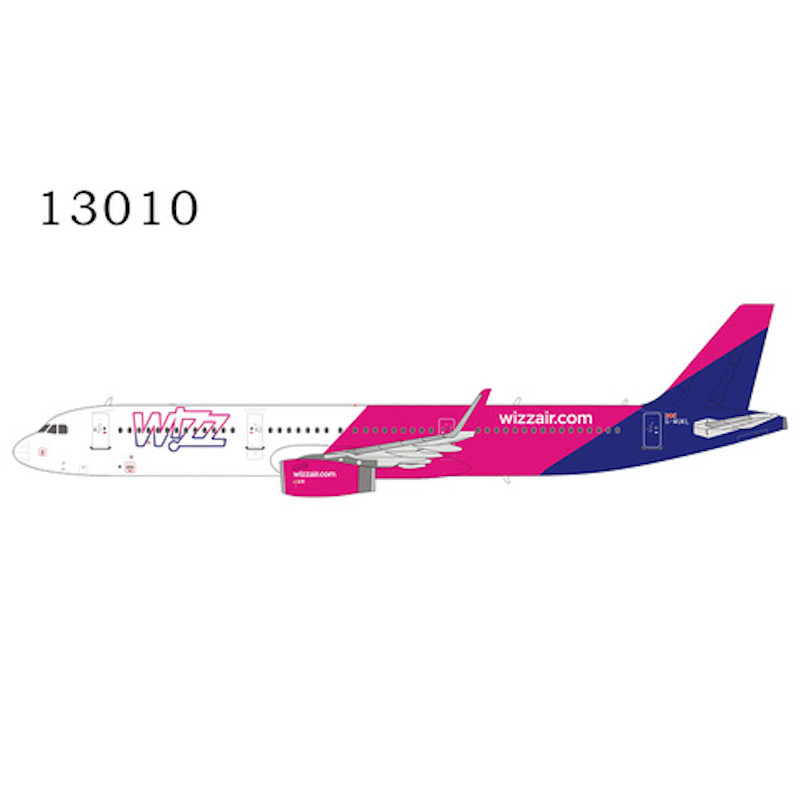 Wizz Air UK A321-200/w G-WUKL (1:400)