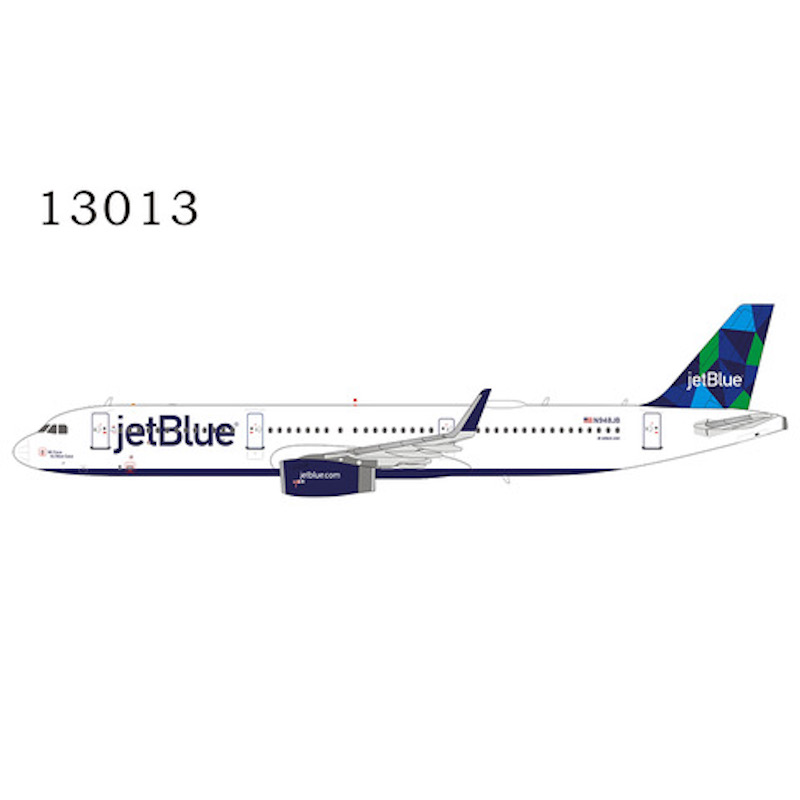 JetBlue Airways A321-200/w N948JB (1:400)
