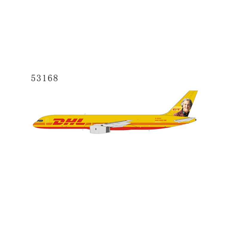 "DHL 757-200PCF G-DHKK ""James May"" (1:400)"
