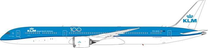 KLM B787-10 (100th Anniversary) PH-BKG (1:400)