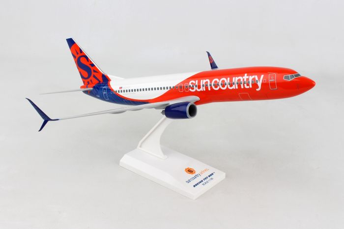 Sun Country 737-800 New Livery 1:130