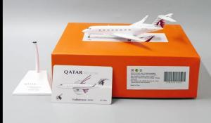 Qatar Executive Gulfstream G650 A7-CGA w/Stand (1:200)