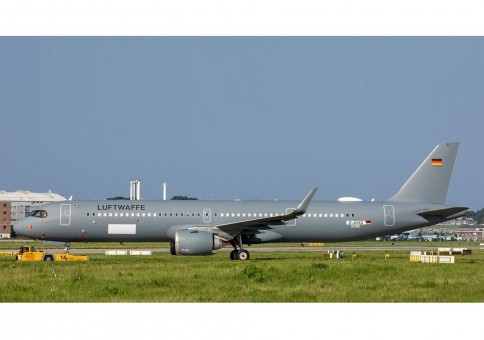 Germany Air Force A321neo 15+10 (1:200)