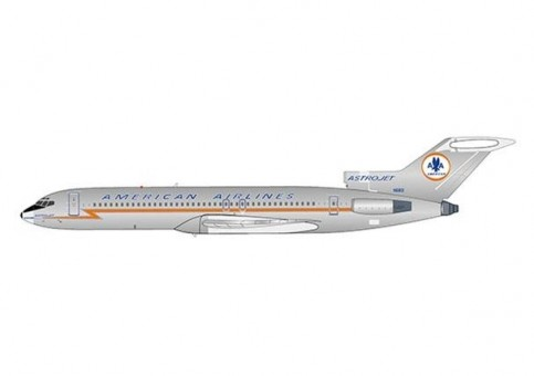 """American Airlines B727-200 N6801 """"Astrojet Livery"""" (1:400)"""