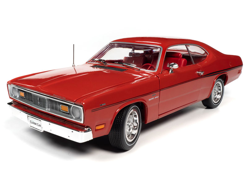 1970 Plymouth Duster Hardtop (1:18)