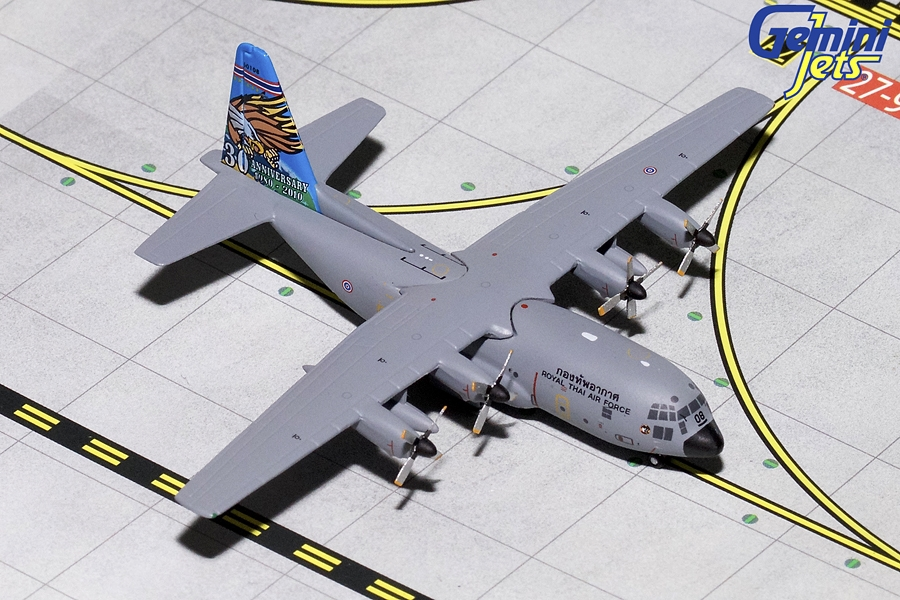 Thailand Air Force C-130 #2 60108 (1:400)