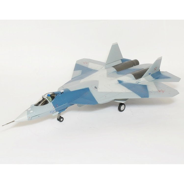 "Sukhoi Su-57 Russian Air Force ""Blue Camoflauge"" (1:72)"