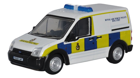 Ford Transit Connect, Royal Air Force Police Dog Unit (1:76 OO Scale)