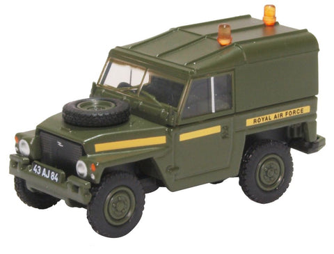 "Land Rover 1/2-Ton ""Lightweight"", Royal Air Force (1:76 OO Scale)"