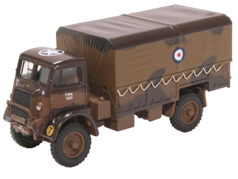 Bedford QLD, No. 84 Group, 2nd Tactical Air Force, Royal Air Force, 1944 (1:76 OO Scale)