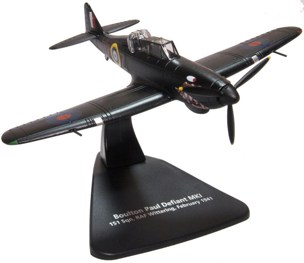 Boulton Paul Defiant Mk.I Night Fighter No. 151 Squadron, RAF Wittering, 1941 (1:72)