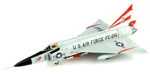 F-102 Delta Dagger 526th FIS, Ramstein AB, Germany 1963 (1:72)