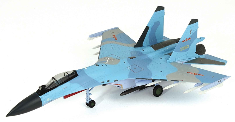 Sukhoi Su-35, Chines Air Force (1:72)