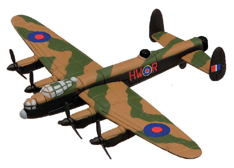 """Avro Lancaster Flying Aces (3-5"""" unscaled)"""