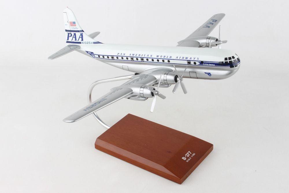 Pan Am B-377 Updated Livery 1:100