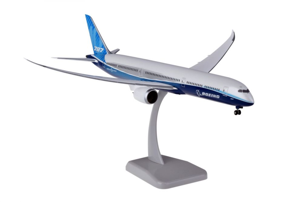 "Boeing 787-10 ""New House Colors"" (1:200)"