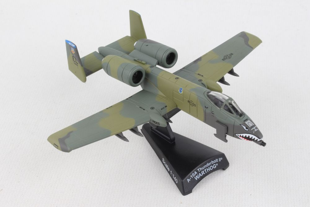 A10 Flying Tigers (1:140)