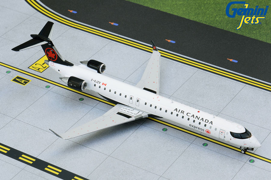 Air Canada Express CRJ900 C-GJZV new livery (1:200)