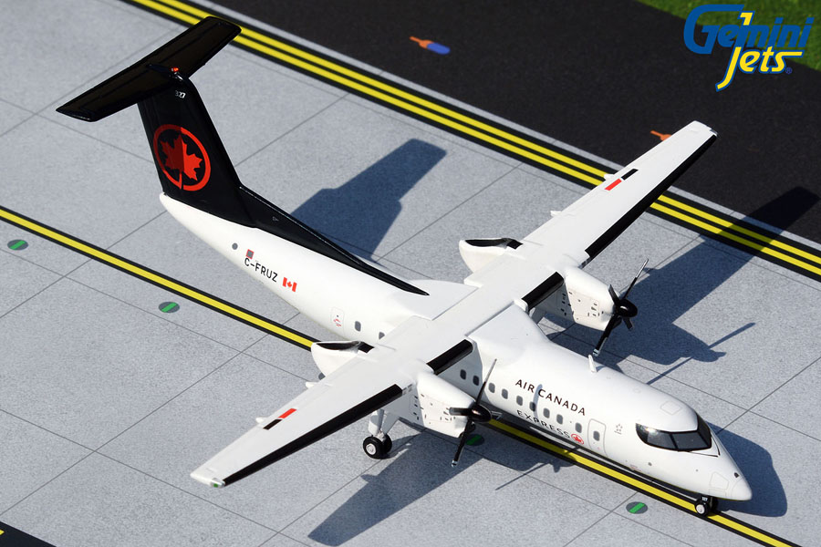 Air Canada Express Dash 8 300  C-FRUZ (1:200)