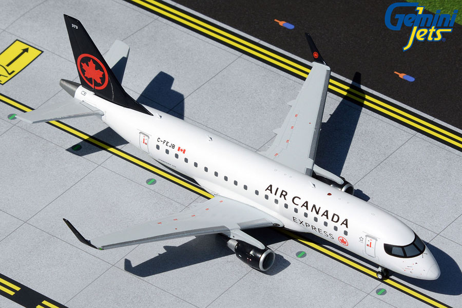 Air Canada Express ERJ-175 C-FEJB New Livery (1:200)