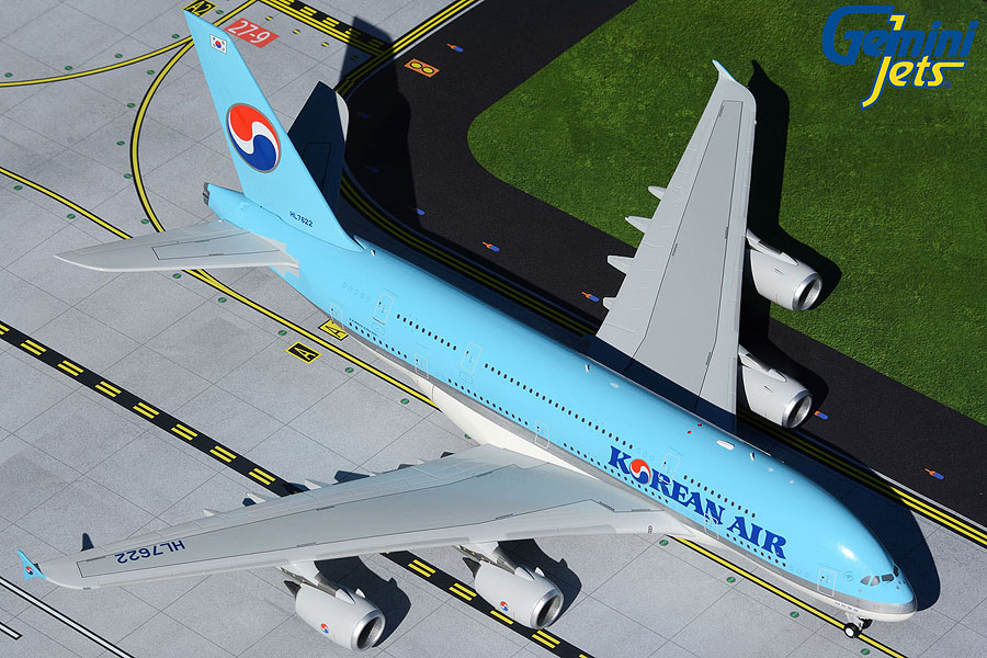 Korean Air A380 HL7622 (1:200)