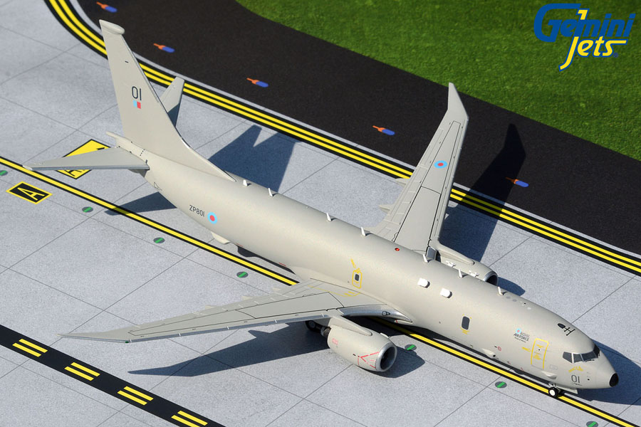 Royal Air Force P-8A Poseidon ZP801 RAF Lossiemouth (1:200)