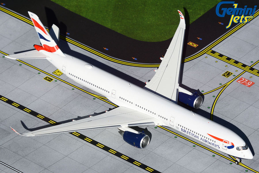 British Airways A350-1000 G-XWBC (1:400)